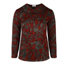 Shirt Germaine rood