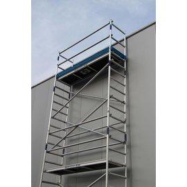 ASC ® Alu-Rollgerüst 75-250 bis 6,30 m, Profi