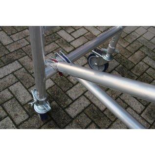 ASC ® Alu-Rollgerüst 75-250 bis 6,30 m, Profi-Gerüst nach N-EN 1004 & 1298