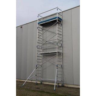ASC ® Alu-Rollgerüst 75-250 bis 12,30 m, Profi-Gerüst nach N-EN 1004 & 1298