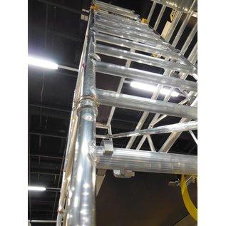 CUSTERS ® CUSTERS Corona 70-180 bis 4,30 m Arbeitshöhe