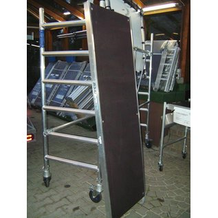 ASC ® Plattform 250 cm ohne Luke