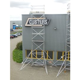 "CUSTERS ® CUSTERS ""CR"" 70-180 bis 6,30 m"