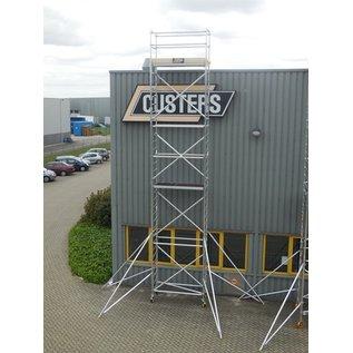 """CUSTERS ® CUSTERS """"CR"""" 70-180 bis 7,30 m Arbeitshöhe"""