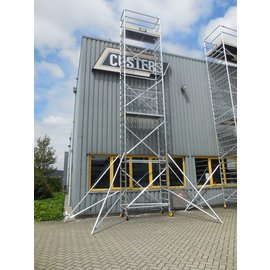 "CUSTERS ® CUSTERS ""CR"" 70-180 bis 9,30 m"
