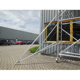 CUSTERS ® CUSTERS Corona 70-180 bis 12,30 m Arbeitshöhe