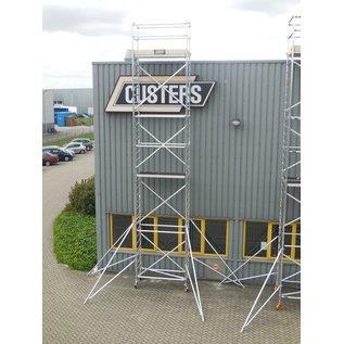 CUSTERS ® CUSTERS Corona 70-180 bis 13,30 m Arbeitshöhe