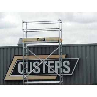 """CUSTERS ® CUSTERS """"CR"""" 70-180 bis 13,30 m Arbeitshöhe"""