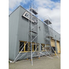 "CUSTERS ® CUSTERS ""CR"" 70-180 bis 14,30 m"