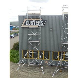 """CUSTERS ® CUSTERS """"CR"""" 70-250 bis 9,30 m Arbeitshöhe"""