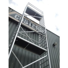 CUSTERS ® Corona 70-250 bis 9,30 m