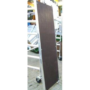 AC Steigtechnik AC Plattform 250 cm mit Luke
