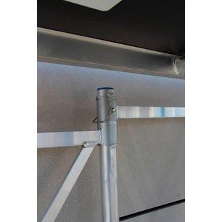AC Steigtechnik Zimmerfahrgerüst XL, Rollgerüst, große Plattform, TÜV/GS geprüft