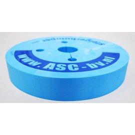 ASC ® Abstandshalter / Rammschutz, 4 Stück aus festem Schaumgummi