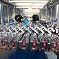 AC Steigtechnik AC Gerüstanhänger, abschließbar,  inkl. Gerüst bis 12,30 m, 75er Rahmen, zum komfortablen Gerüsttransport, 100 km/h-Zulassung möglich
