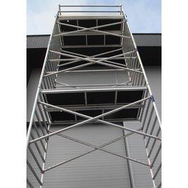 ASC ® Alu-Rollgerüst 135-250 bis 14,30 m, Profi
