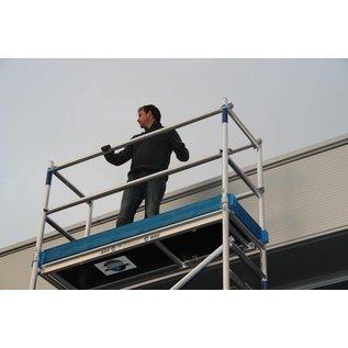 ASC ® Alu-Rollgerüst 75-305 bis 5,30 m, Profi-Gerüst nach N-EN 1004 & 1298