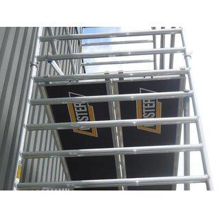 CUSTERS ® CUSTERS Corona 130-180 bis 4,30 m Arbeitshöhe