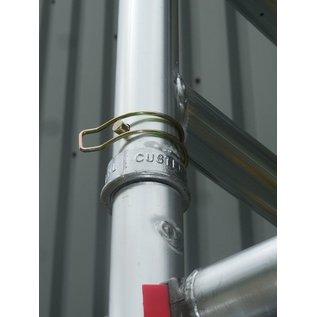 """CUSTERS ® CUSTERS """"CR"""" 130-180 bis 4,30 m Arbeitshöhe"""