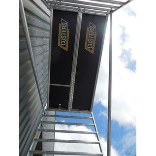 CUSTERS ® CUSTERS Corona 130-180 bis 12,30 m Arbeitshöhe