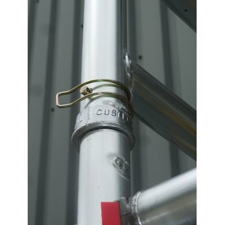 CUSTERS ® CUSTERS Corona 130-250 bis 7,30 m Arbeitshöhe