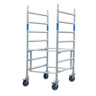 AC Steigtechnik Gerüst-Transport-Rahmen passend für jeden Gerüsttyp