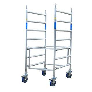 Alumexx Gerüst-Transport-Rahmen passend für jeden Gerüsttyp