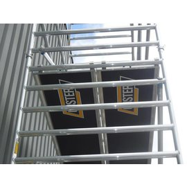 CUSTERS ® CUSTERS Corona 130-250 bis 13,30 m