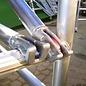 AC Steigtechnik Horizontalstrebe 190 - AC Steigtechnik für Gerüste mit 190 cm Plattform