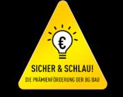 Produkte mit BG BAU - Förderung