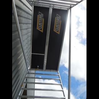 "CUSTERS ® Plattform ""Corona"" 250 cm mit Luke"
