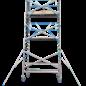 """ASC ® Montageschutzgeländer """"AGS Pro"""" Safe für ASC Rollgerüste"""