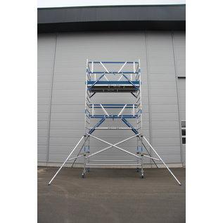 """Montageschutzgeländer """"AGS Pro"""" Safe für ASC Rollgerüste"""