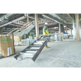 JUMBO JUMBO Giant GFK-Plattformleiter-Podestleiter
