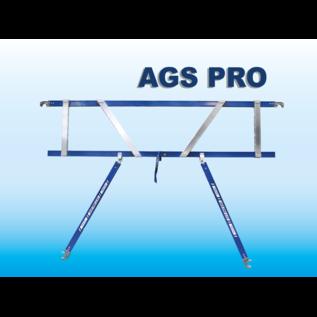ASC ® Rollgerüst mit Montageschutzgeländer MSG