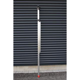 AC Steigtechnik 2 Stück zusätzliche Ausleger / Stabilisatoren 2,0 m teleskopisch