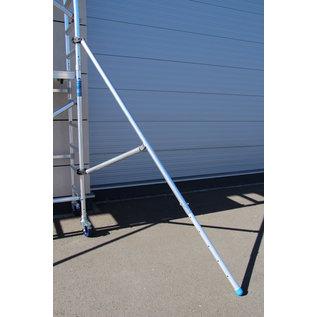 ASC ® ASC Rollgerüst 75 mit Montageschutzgeländer AGS Pro
