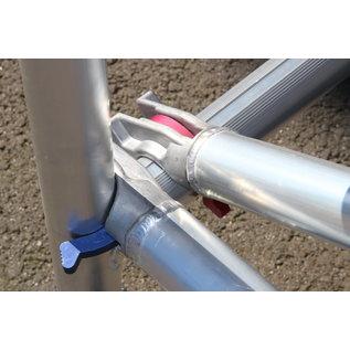 Rollgerüst mit Montageschutzgeländer MSG