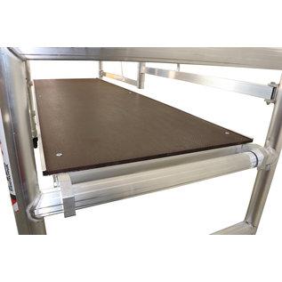 """AC Steigtechnik AC Steigtechnik """"xPress Basic-S"""" Zimmerfahrgerüst, Rollgerüst, klappbar 3,0 m bis 7,50 m Arbeitshöhe"""