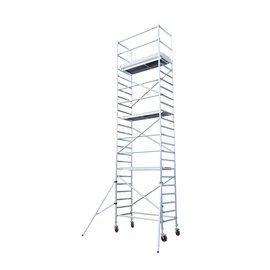 """AC Steigtechnik """"Basic-M"""" TYP 3, Arbeitshöhe 8,30 m, erweiterbar"""