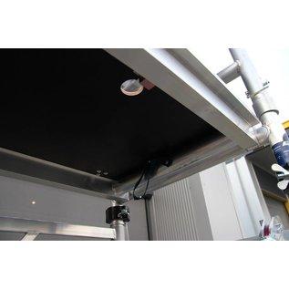 AC Steigtechnik Alu-Rollgerüst 135-305 bis 7,30 m, Profi-Gerüst nach DIN-EN 1004 & 1298, TÜV/GS