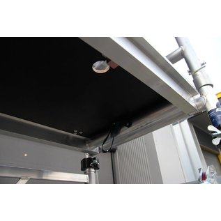 AC Steigtechnik Alu-Rollgerüst 135-305 bis 4,30 m, Profi-Gerüst nach DIN-EN 1004 & 1298, TÜV/GS
