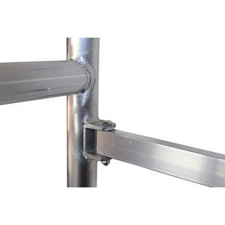 AC Steigtechnik Zimmerfahrgerüst, Rollgerüst, XL-Plattform bis 3,0 m Arbeitshöhe