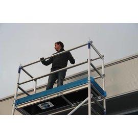 AC Steigtechnik Alu-Rollgerüst 75-305 bis 14,30 m, Profi