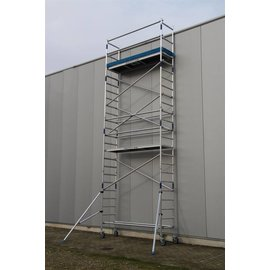 AC Steigtechnik Alu-Rollgerüst 75-305 bis 13,30 m, Profi