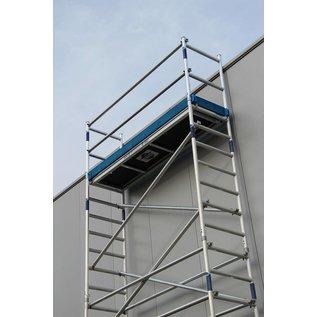 AC Steigtechnik Alu-Rollgerüst 75-305 bis 13,30 m, Profi-Gerüst nach N-EN 1004 & 1298