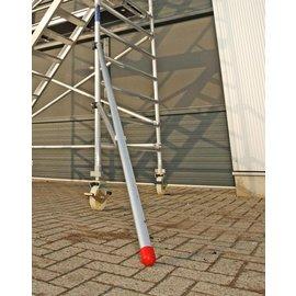 """ASC ® Zusatzpaket """"freistehender Aufbau"""" für Gerüste bis 8 m Arbeitshöhe"""