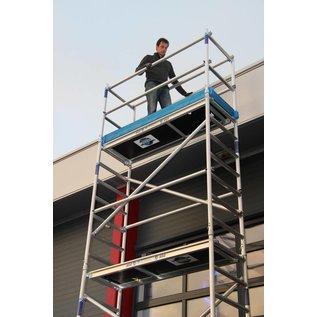 ASC ® Alu-Rollgerüst 75-250 bis 13,30 m, Profi-Gerüst nach N-EN 1004 & 1298