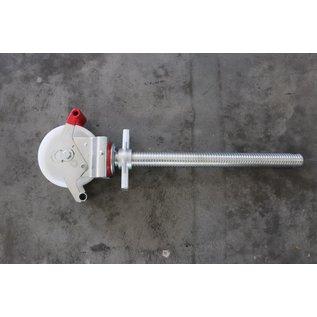 AC Steigtechnik Gerüstrolle 150 mm, kompatibel zu Layher* - Gerüsten