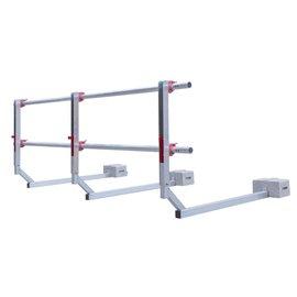 AC Steigtechnik AC Dachrand-Sicherung, 2-teilig, Flachdach-Absturzsicherung DIN EN 13 374